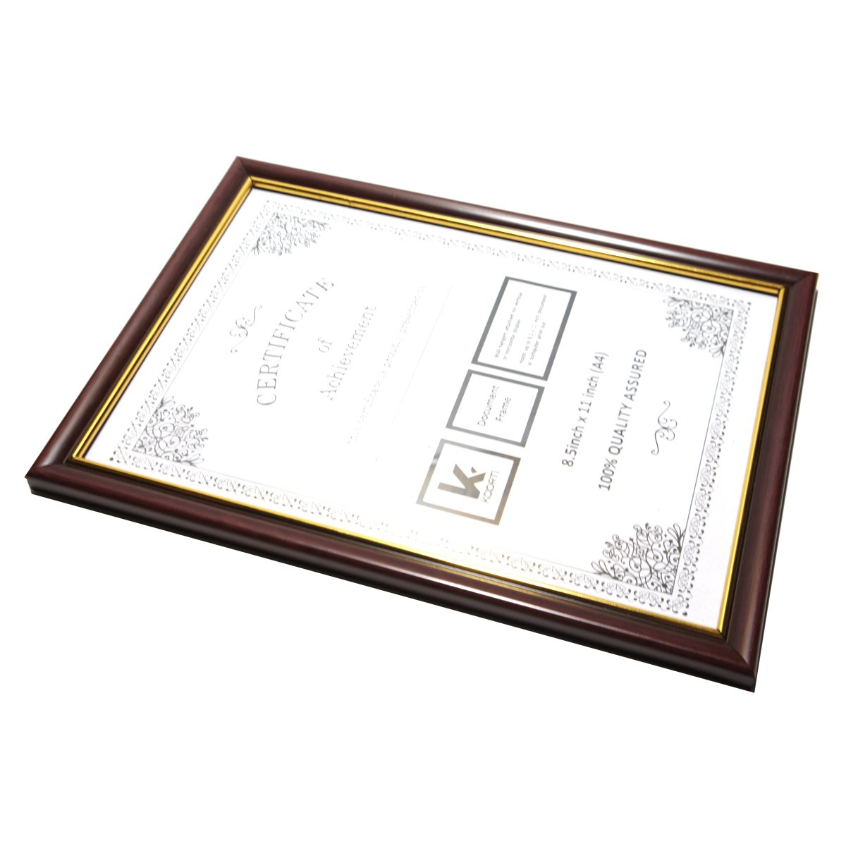 Buy KAARTI Certificate Frame - SK0789 (A4 Size) Online at Low Prices ...