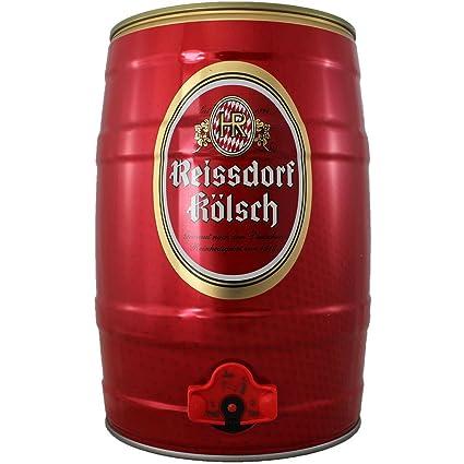 REISSDORF KÖLSCH 5 LITER PARTYFASS