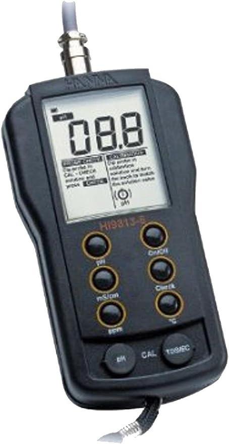Tester // Meter Hanna Instruments .#GH45843 3468-T34562FD438973 HI98129 Combo pH // EC // TDS // Temperature