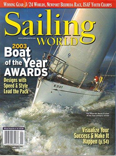 Sailing World Magazine, December 2002 January 2003 (Vol. 41, No. - Junior Prada