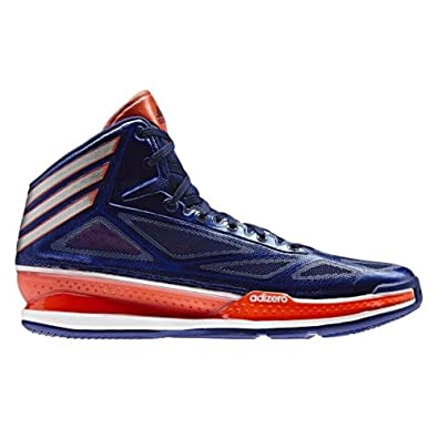 premium selection 0bce4 b0803 ... adidas adizero Crazy Light 3 Blue Electric Green (G66521) mens Shoes  2018 outlet fc2c2 ...