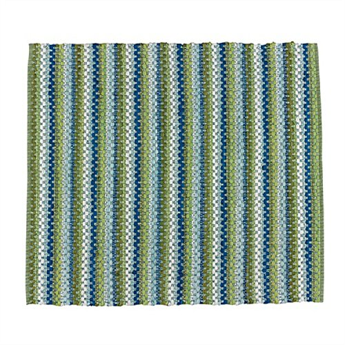 Park Designs Clearwater Rag 36 Inches x 60 Inches Cotton Rug Pads Home and Garden Decor from Park Designs