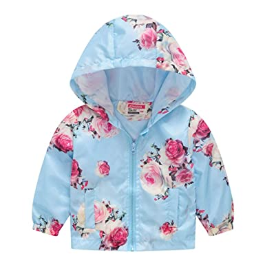 Subfamily Abrigo para Bebés, Chaqueta de Abrigo con Capucha con Capucha de Primavera para niños pequeños, niños, niñas y niños pequeños: Amazon.es: Ropa y ...