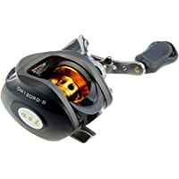 Docooler Fishing Reel 10BB 6.3:1 Left/Right Hand Bait Casting 9Ball Bearings + One-Way Clutch High Speed