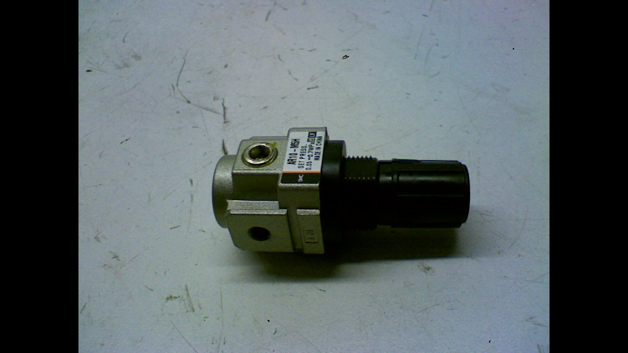 SMC ar10-m5h Regulator, Modular Stil SMC Pneumatics (UK) Ltd AF40-N04-2