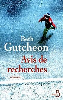 Avis de recherches par Gutcheon