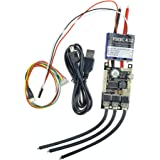 HGLRC FSESC ESC V4.12 50A SK8-ESC Open Source Project Compatible with ESC Software Electronic Speed Controller for Electric S