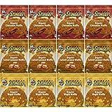 Honey Stinger GLUTEN FREE Waffle Variety Sampler Pack, 12 waffles, 4 of each flavor