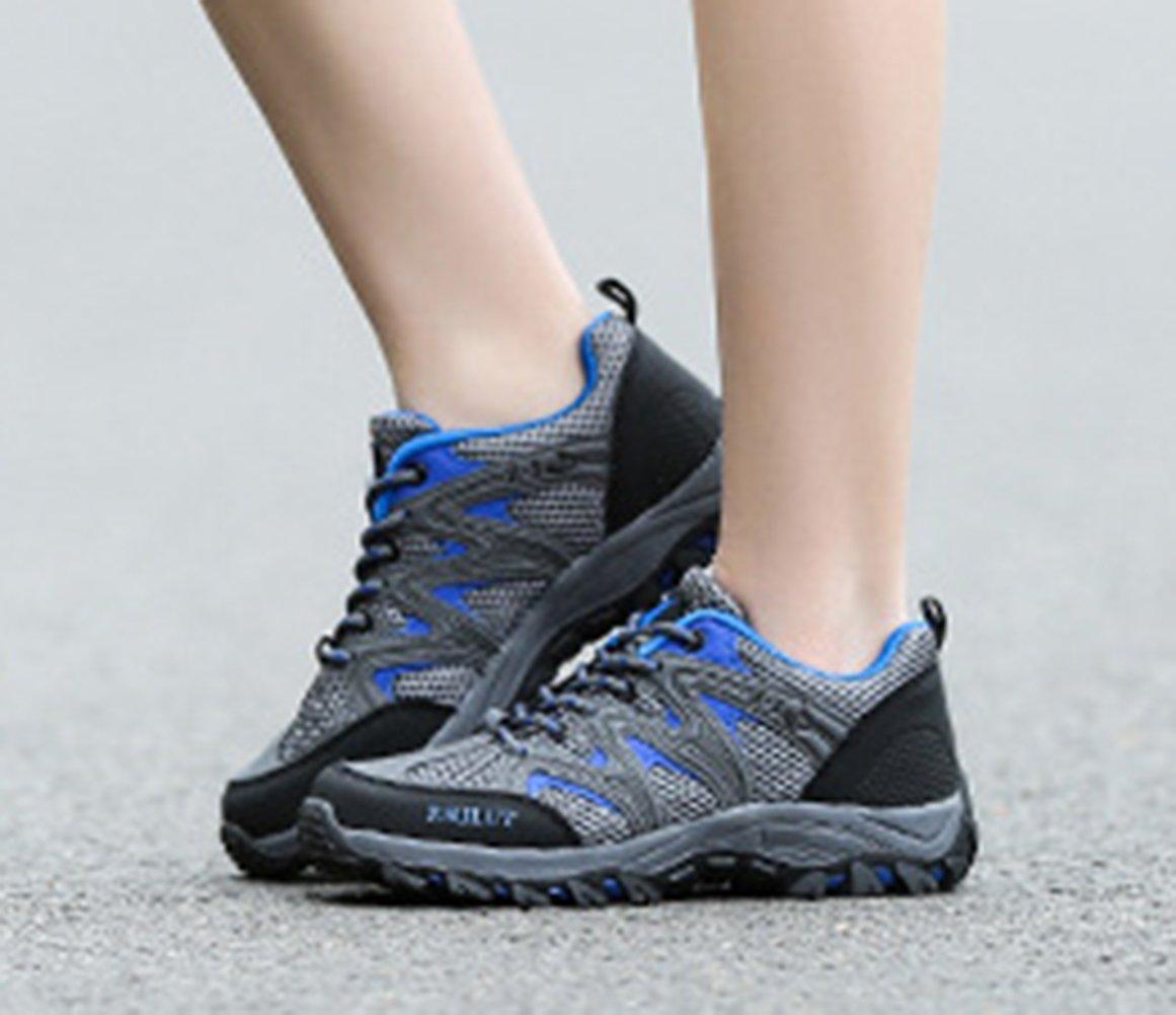 SK Studio Women's Running Breathable Hiking Shoes B071RCXQ28 US M 6.5 Grey(men)