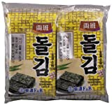 Dong Won Yangban Korean Seaweed, Iwanori, 0.93-Ounce (Pack of 8)
