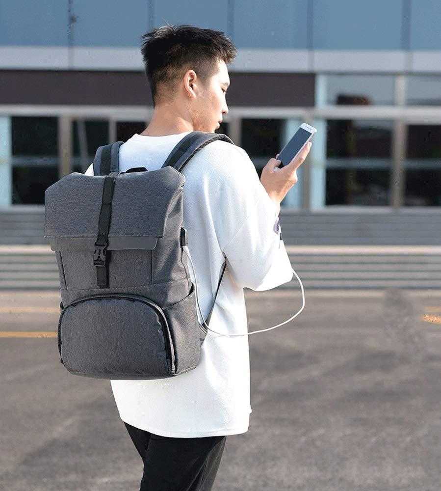 94b0b20faf AZZ Borsa Professionale Zaino da da da Viaggio con Porta di Ricarica USB,  Borsa per Laptop ...