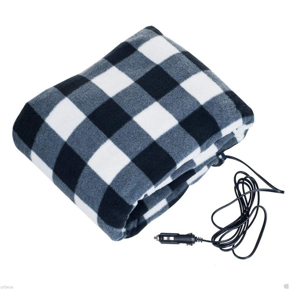 Amazon Hoee Car Electric Warm Blanket Safety Low Voltage