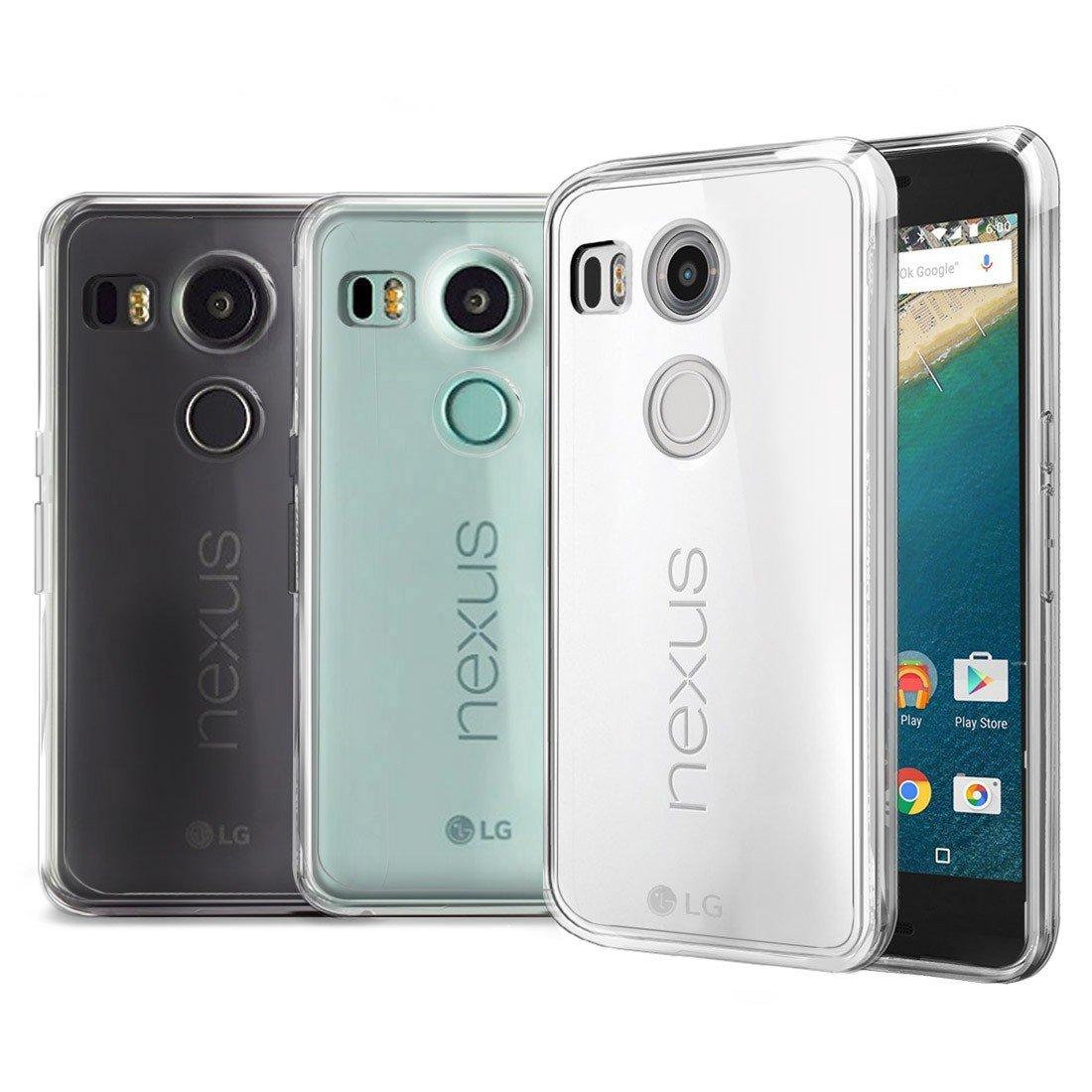 ORZLY® Fusion Bumper Case para LG Nexus 5X Smartphone (2015 Modelo ...