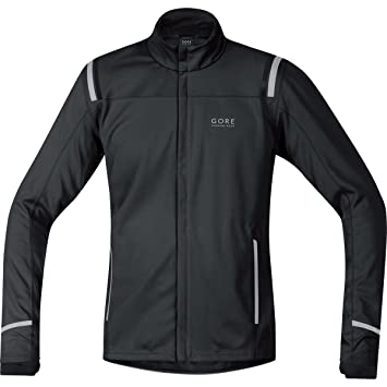Gore Running Wear Homme Veste de course chaude et respirante, Coupe-vent,  GORE. Roll over image to zoom in