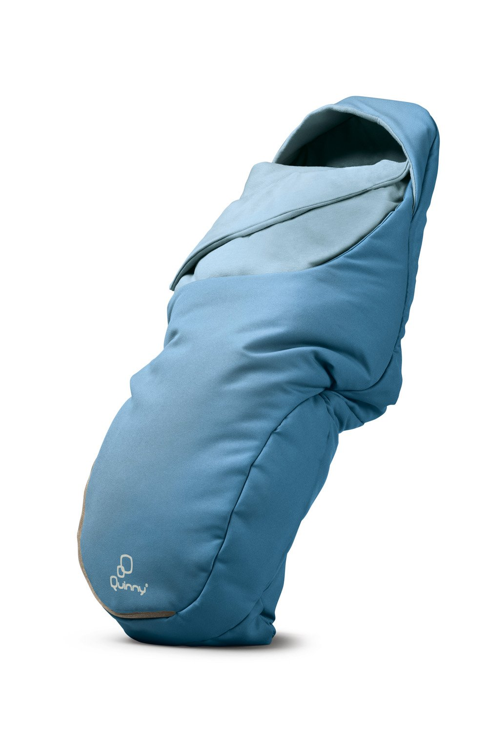 Quinny General Footmuff,Blue base,One Size