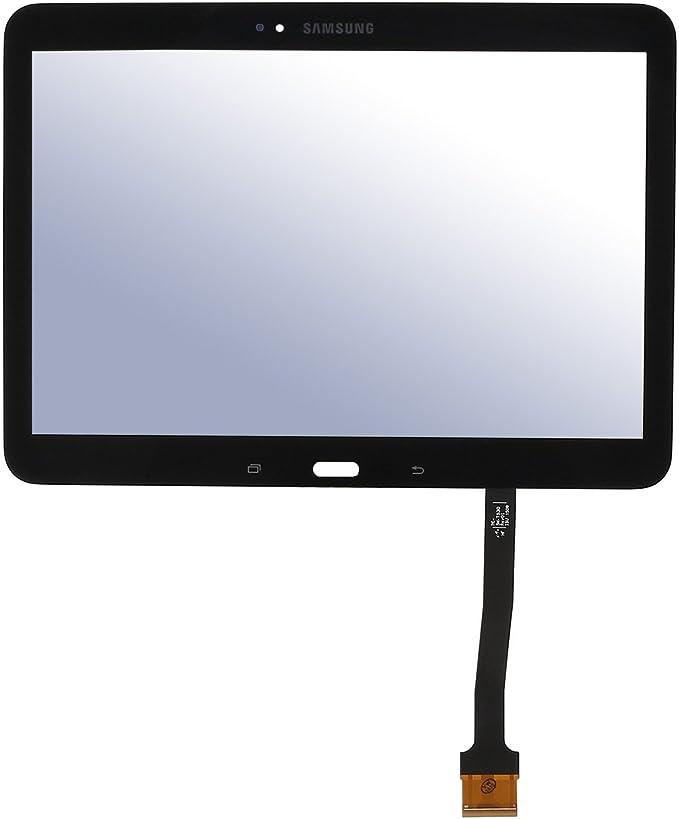 Vidrio frontal Pantalla Pantalla táctil de repuesto con digitalizador y herramientas para Samsung Galaxy Tab 4 T530 T531 T535 (10,1), color negro: Amazon.es: Electrónica