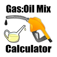 Gas Oil Mix Calculator