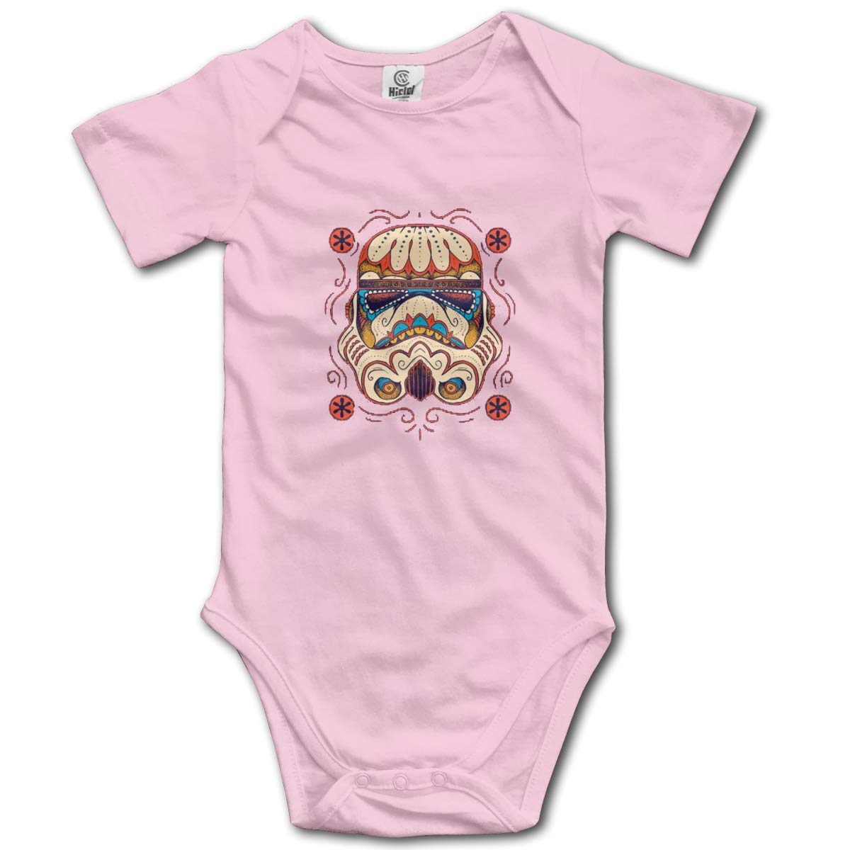 Bodysuits Clothes Onesies Jumpsuits Outfits Black Sugar Skull Navy Baby Pajamas