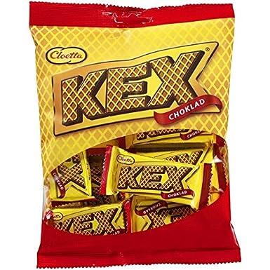Cloetta Kex Choklad - El chocolate relleno 156g Mini Obleas: Amazon.es: Alimentación y bebidas