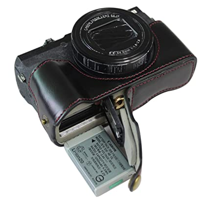 Versión de Apertura Inferior para Canon PowerShot G5x Mark II ...