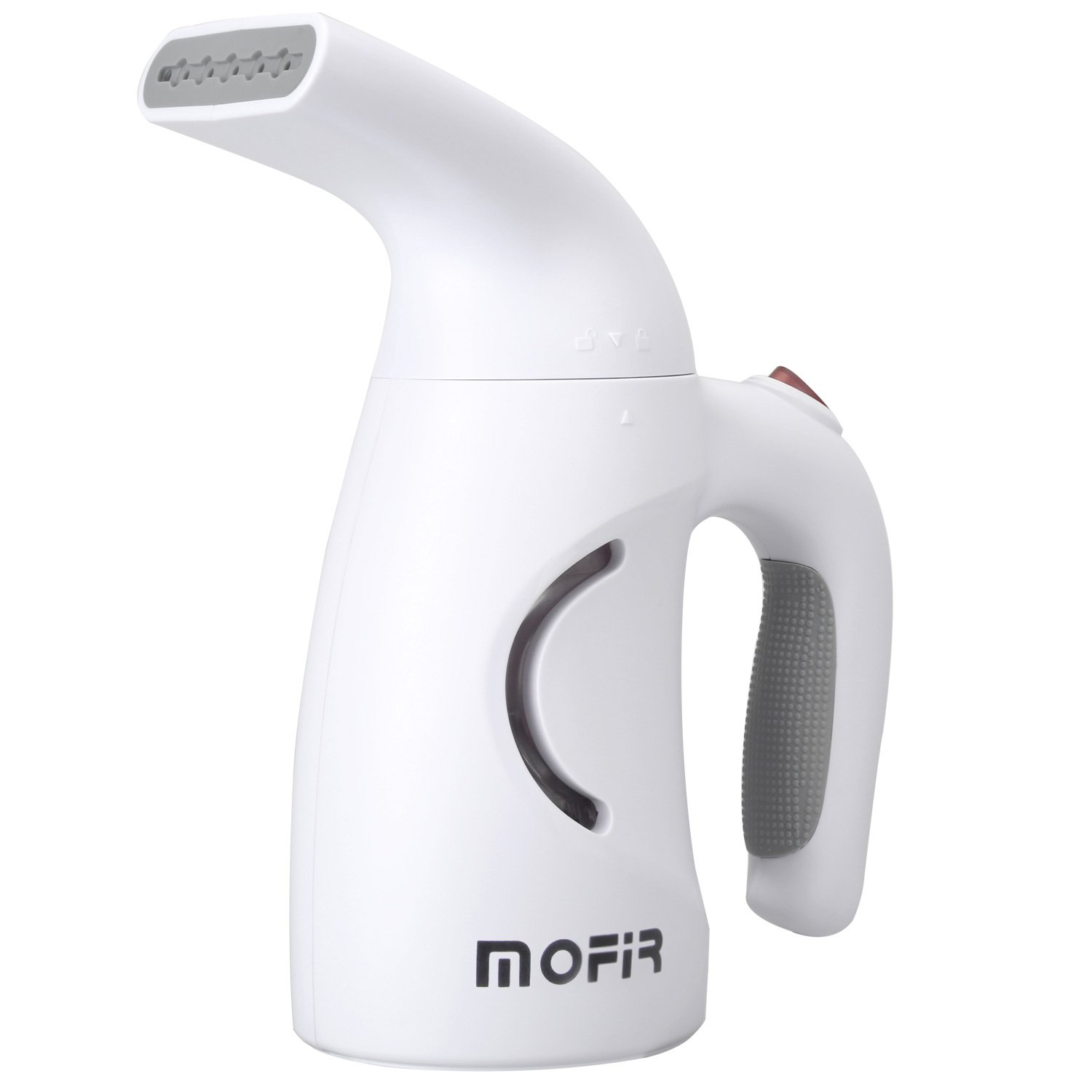MOFIR Steamer for Clothes, Portable Handheld Clothes Steamer Safety Fabric Steamer Fast-Heat Up Travel Garment Steamers for Home and Travel by MOFIR