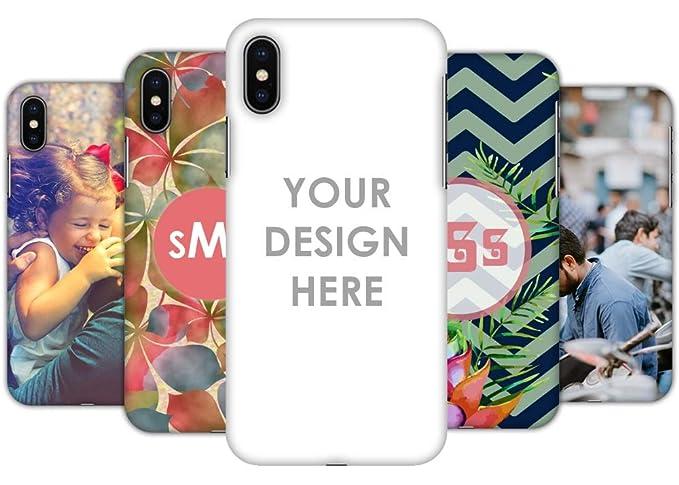 pretty nice 30b6a c5e9d Amazon.com: Xiaomi Mi 8, Make Your Own Personalized Custom Hard ...