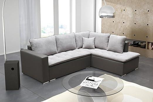 Ecksofa Tiffany Mit Schlaffunktion Wohnlandschaft Eckcouch Couch