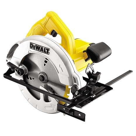 DeWalt DWE550-QS Handkreissaege 55 mm 1200 Watt 230 V W