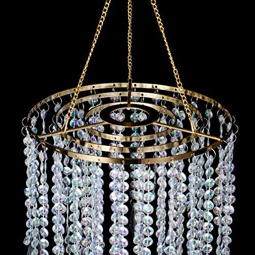 Chihuly inspired chandelier _image2