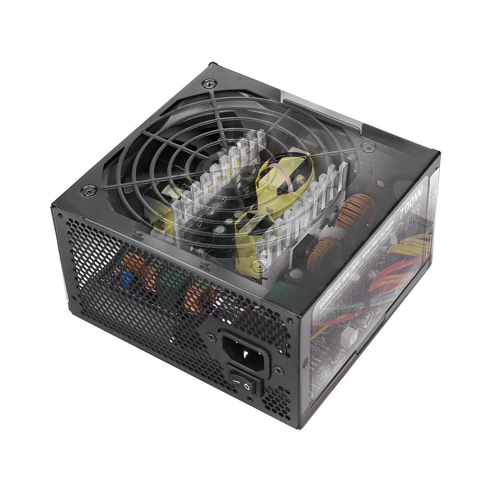 MasterWatt Lite 500W 80 Plus Power Supply by Cooler Master (Image #5)