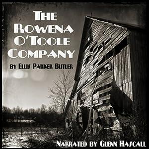 The Rowena O'Toole Company Audiobook