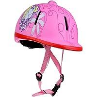 DYNWAVE Children Kids Adjustable Horse Riding Hat/Sturdy Helmet Head Protect - Snow Pink