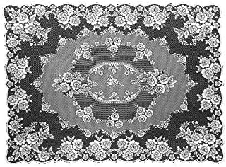 """product image for Heritage Lace Victorian Rose Tablecloth, 60"""" x 108"""" ( VR - 60108W )"""