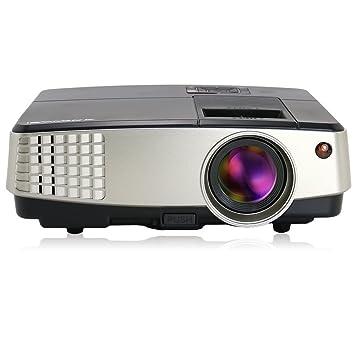 Portátil HD Wifi Video juego proyector LED LCD Entretenimiento en ...