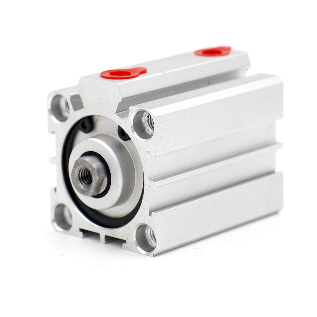 Pack of 5 Parker 0.44PSR0.500-pack5 7//16 Bore Diameter with 1//2 Stroke Stainless Steel Pivot Mounted Air Cylinder