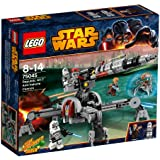 Star Wars Lego Set 75045: Republic AV-7 Anti-vehicle Cannon