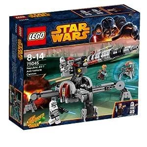 Star Wars Lego Set 75045: Republic AV-7 Anti-vehicle Cannon - 61iVmtXH75L - Star Wars Lego Set 75045: Republic AV-7 Anti-vehicle Cannon
