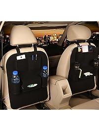 Amazon Com Seat Back Kick Protectors Baby Products