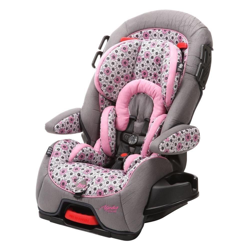 Safety 1st Alpha Elite 65 Convertible CAR SEAT, 3 Position BABY CAR SEAT, Rachel