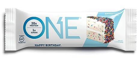 Oh Yeah One Bar Birthday Cake 12 Count
