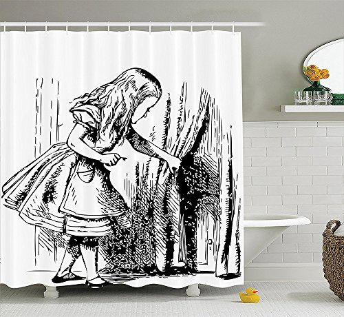 Curtains Ideas alice in wonderland curtains : Alice In Wonderland Curtain Costume | Compare Prices Alice In ...