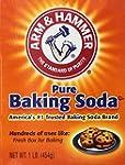 Arm & Hammer Baking Soda - Net Wt 1 l...