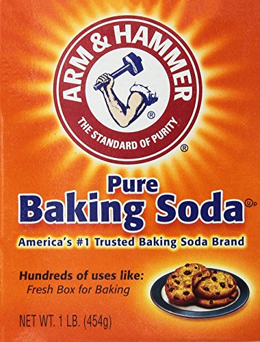 (Arm & Hammer Baking Soda - Net Wt 1 lb - (Pack Of 2))
