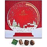 Godiva Chocolatier Holiday Gourmet Chocolate Advent Calendar 2021, Brown