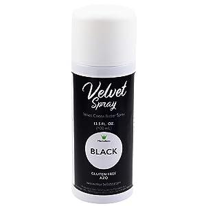 Martellato Black Velvet Spray 13.5 Ounce (400ml)