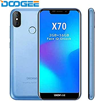 DOOGEE X70 – Smartphone 5.5 Inch Screen, Android 4000mAh Battery ...