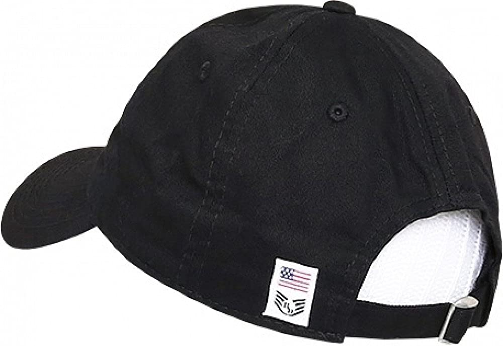 Black//Grey - Adjustable RapDom Freedom 1 USA Flag Graphic Relaxed Mens Cap