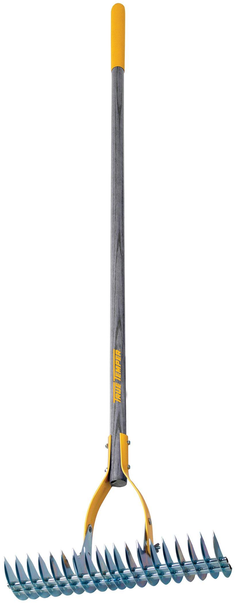 True Temper 15-Inch Thatch Rake - 2914000