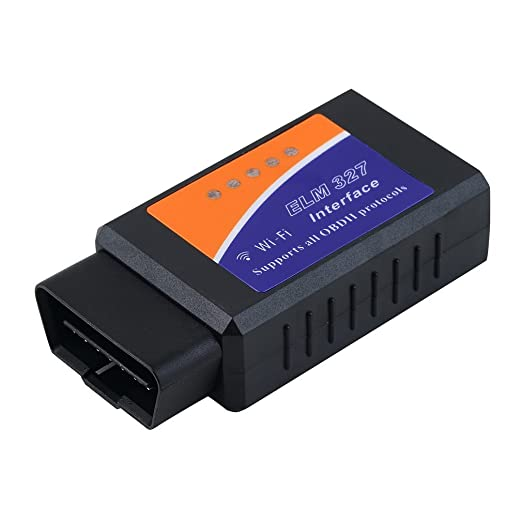 93 opinioni per WIFI Wireless OBD2, Stoga ELM327 WIFI Wireless OBD2 OBDII auto Auto diagnostico
