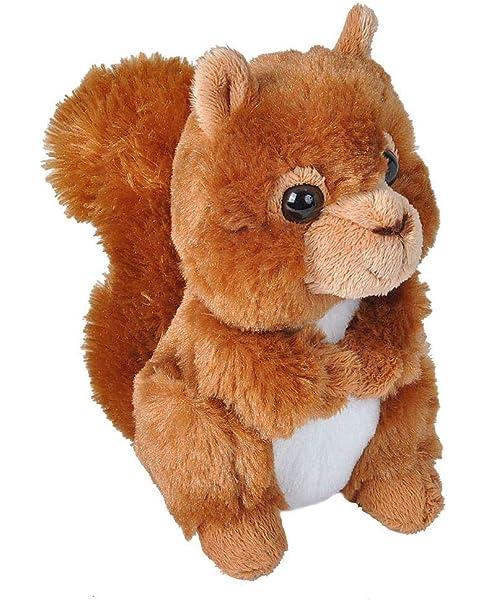 Aurora World Miyoni Toy Red Squirrel Plush